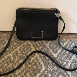 Marc Jacobs cross body leather purse